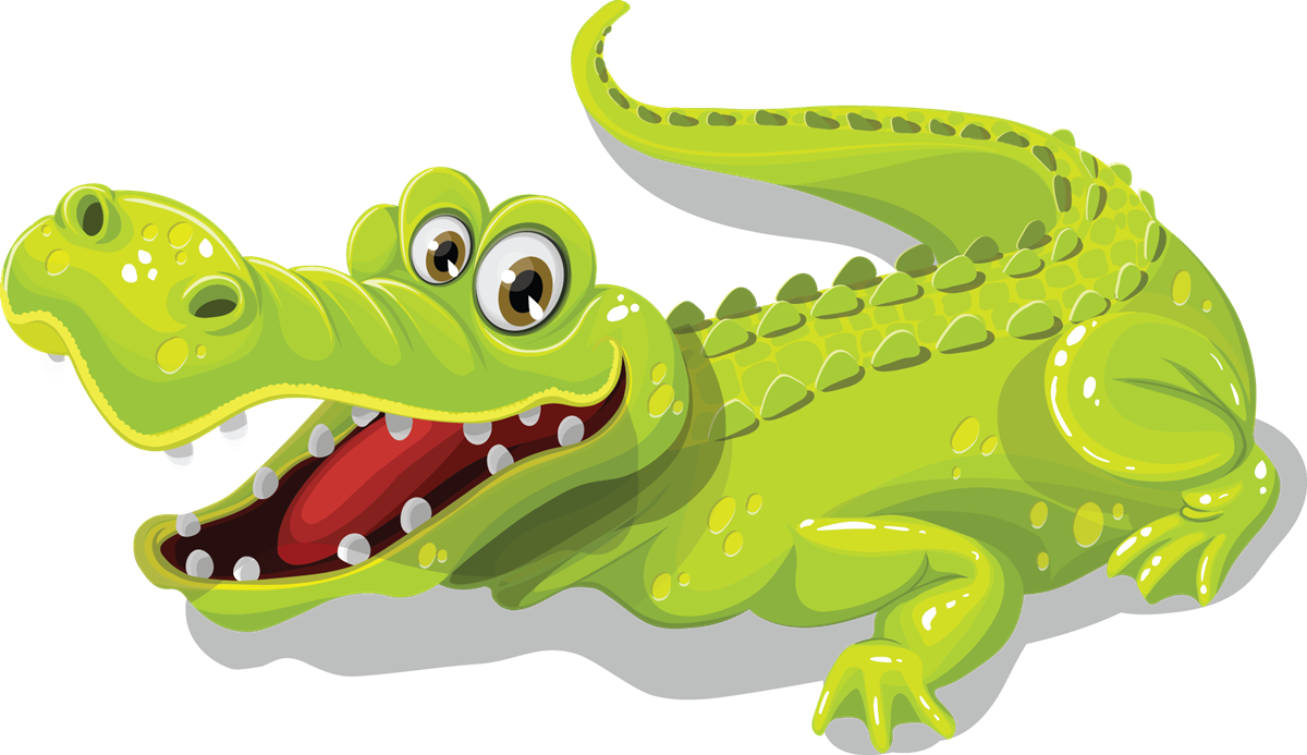 Girls clipart alligator. Adorable pencil and in
