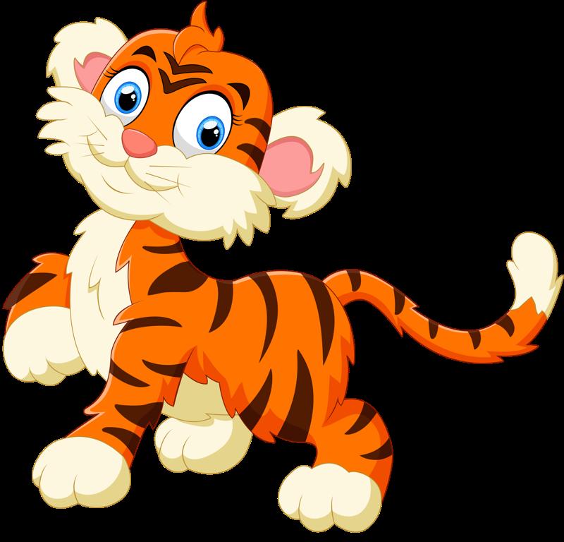clipart tiger tigre