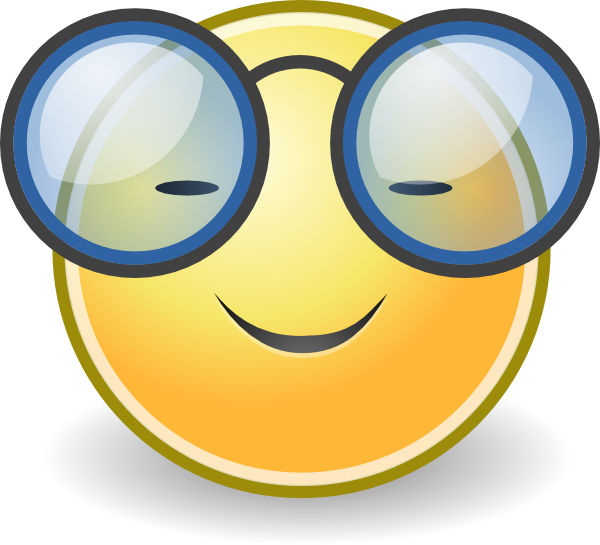Grin big pencil and. Goggles clipart cool eye