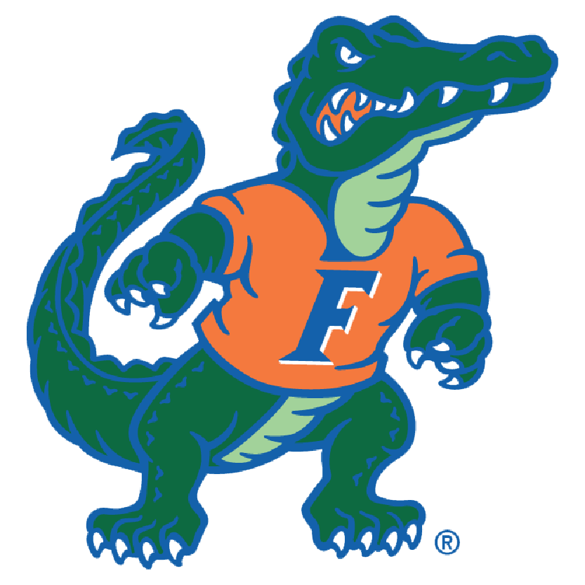 Gator clipart good morning. University of florida daytripper