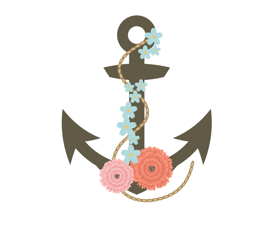 How to create a. Clipart anchor anchored