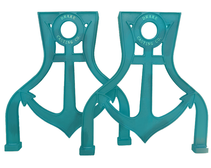 Clipart anchor aqua. Dining table legs industrial