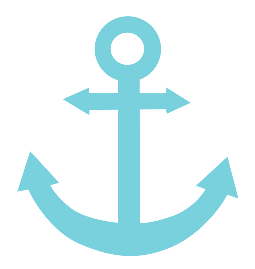 Clipart anchor aqua. Bay cutie mark by