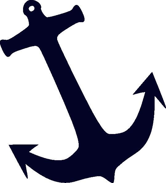 Clip art at clker. Anchor vector png