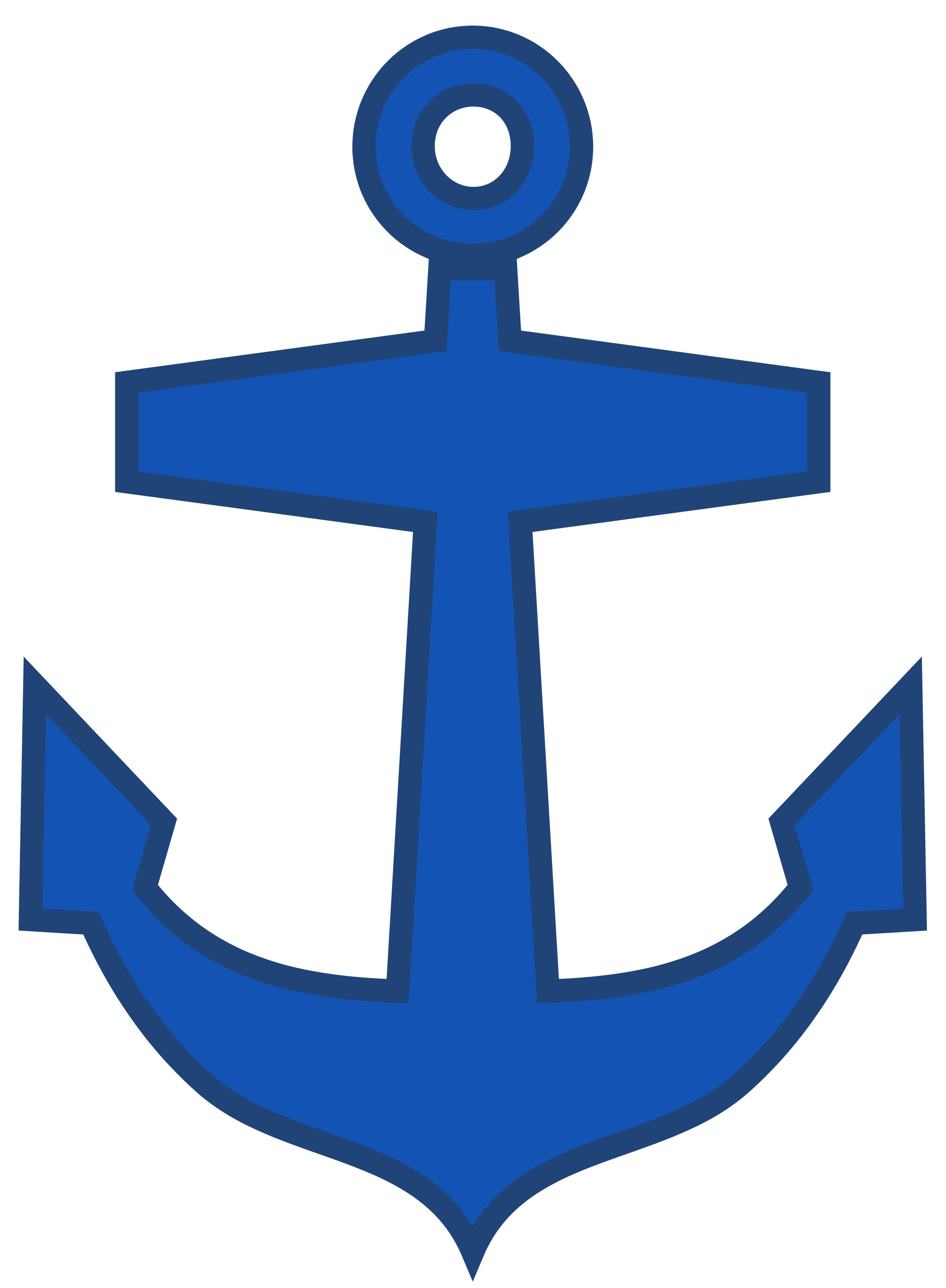 Clipart anchor blue anchor. File svg wikimedia commons