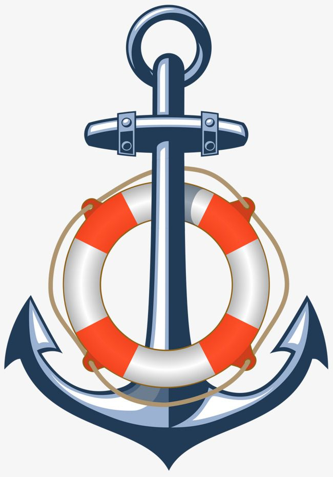 Clipart anchor cruise. Boat hook vector painting