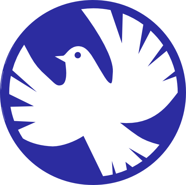 Dove cliparts co primera. Peace clipart peaceful life
