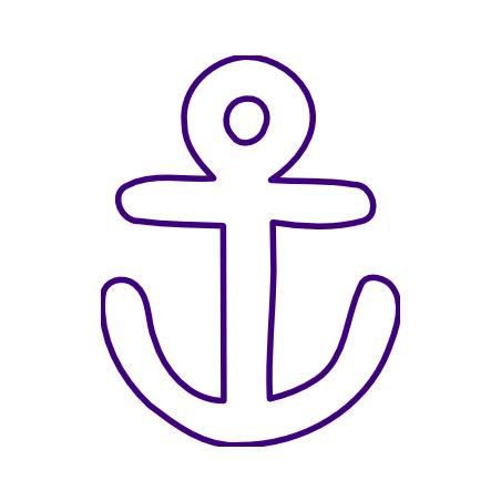 Clipart anchor easy. Free simple cliparts download