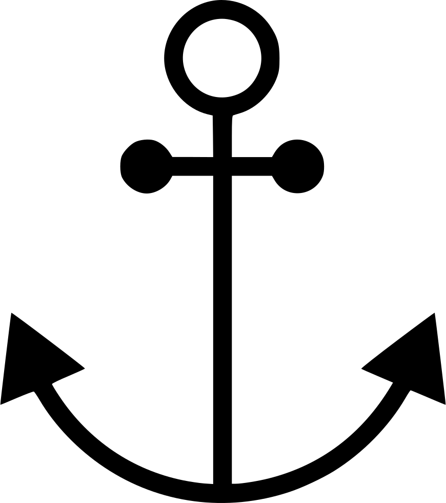 Anchor Svg Png Icon Free Download