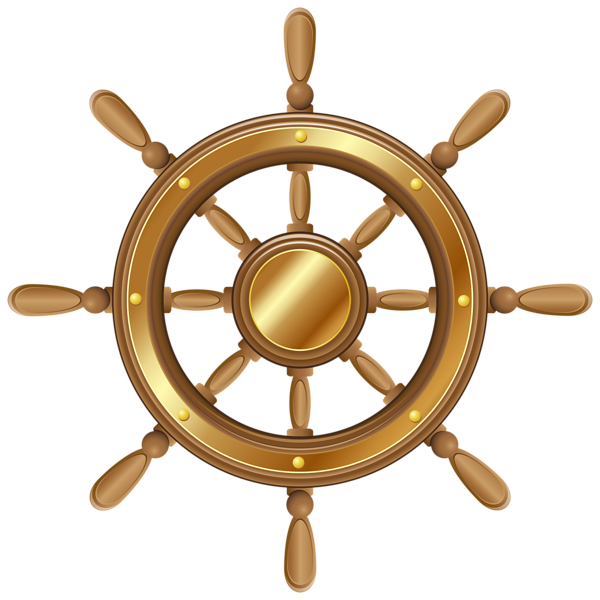 Clipart anchor fancy. Boat wheel transparent png