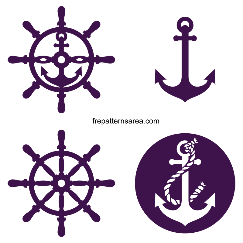 Meaning of and rudder. Clipart anchor file