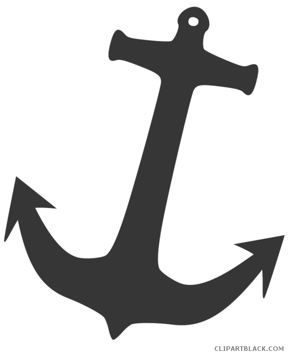 Grayscale clipartblack com tools. Clipart anchor gray