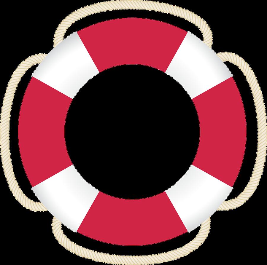 Perserver g lsena pinterest. Clipart anchor life preserver