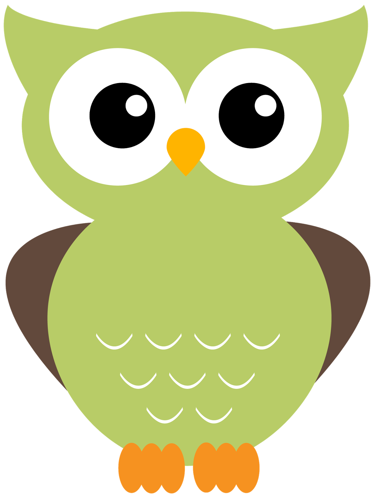 more adorable printables. Ears clipart owl