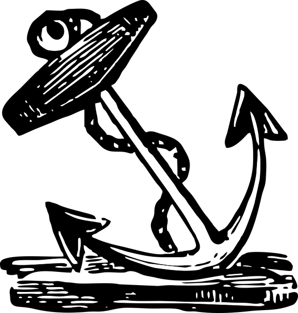 Clipart anchor navy. Free photo nautical tattoo