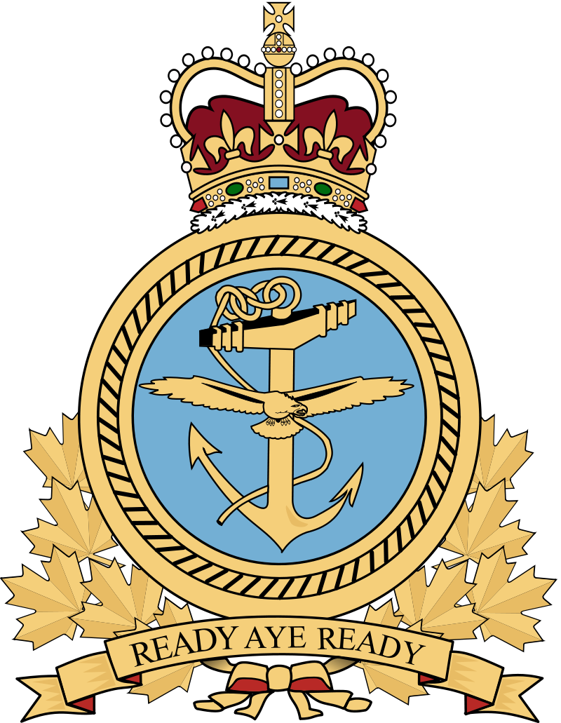 Clipart anchor navy canadian. Badge of the royal