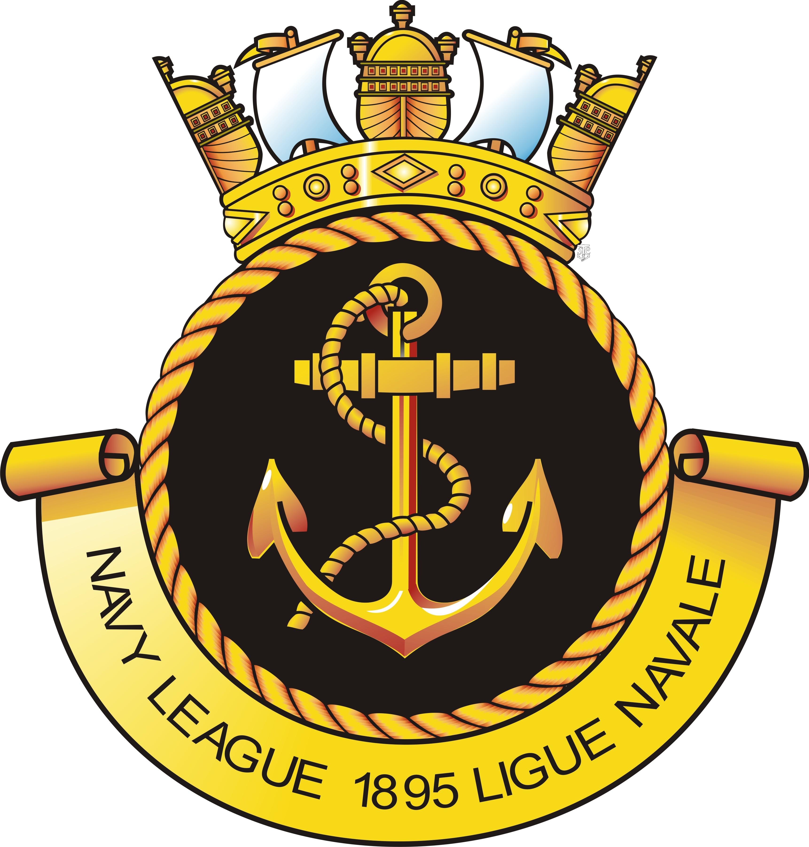 Clipart anchor navy canadian. League of canada brantford