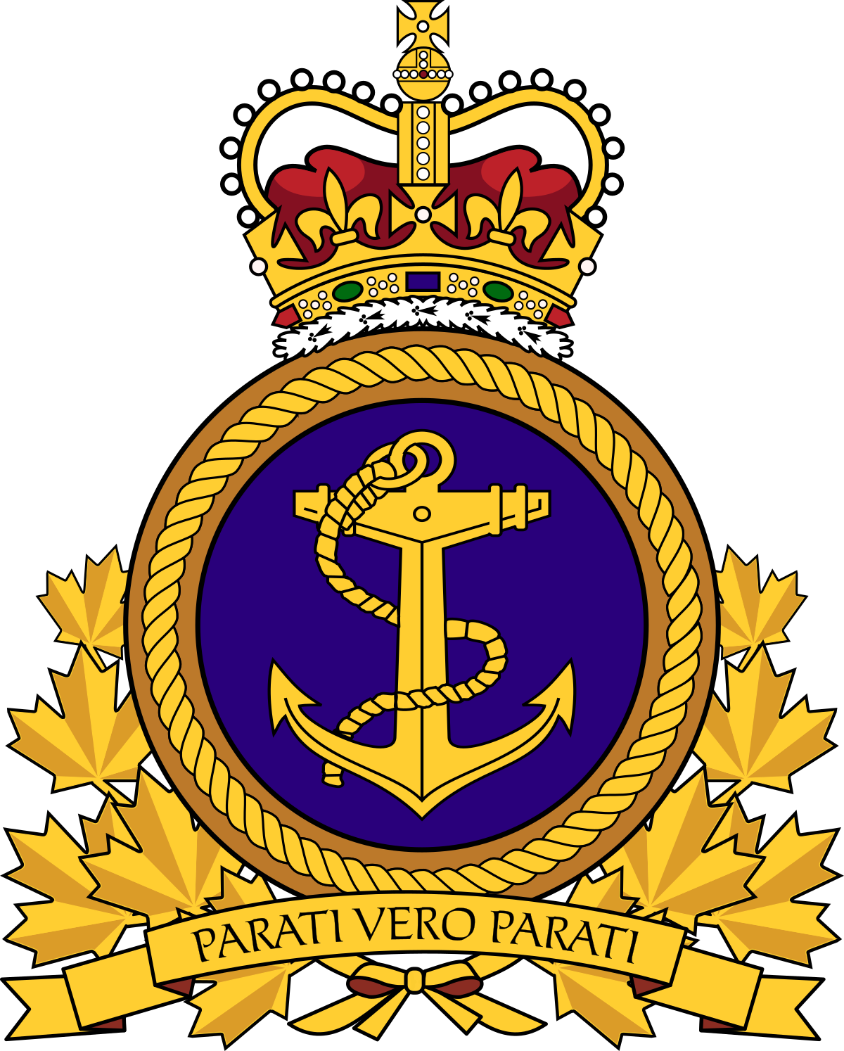Royal wikipedia . Clipart anchor navy canadian