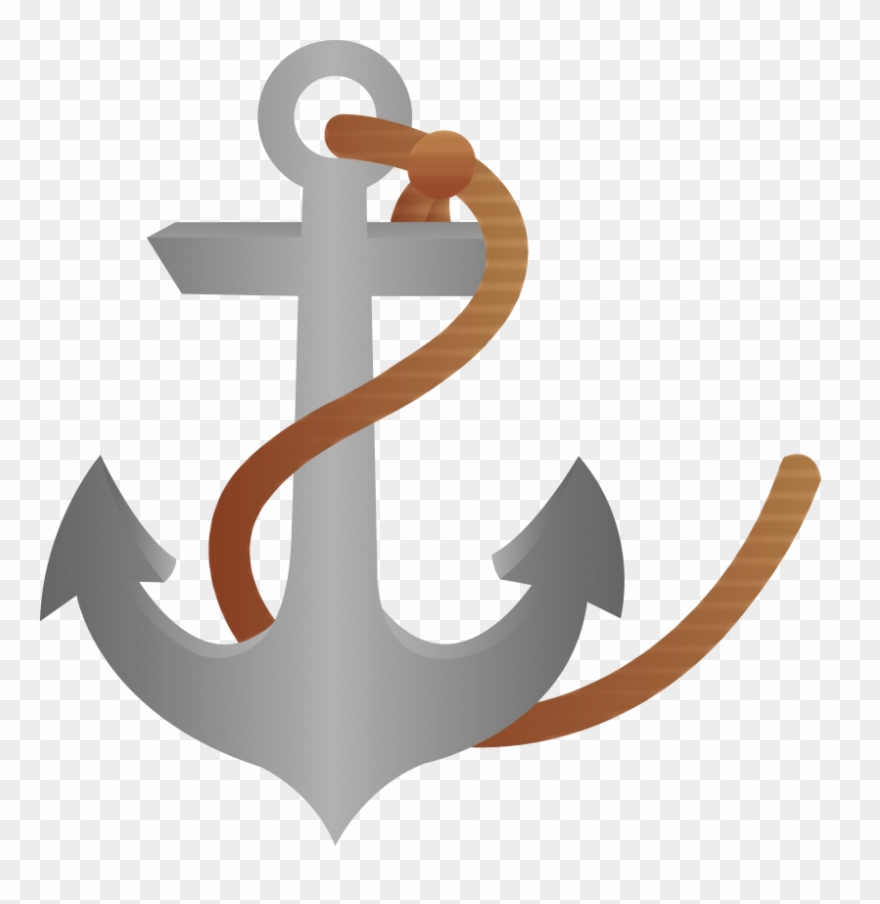 With rope free . Clipart anchor pirate ship