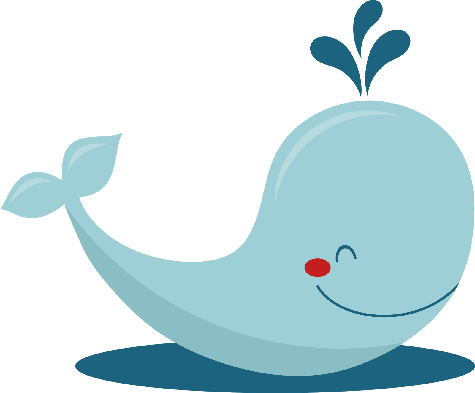 Clipart mom office. Cartoon whale clip art