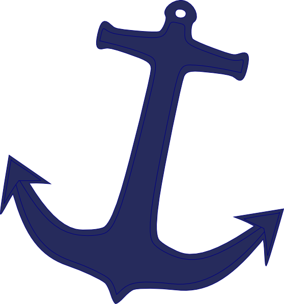 Clipart anchor printable. Clip art at clker