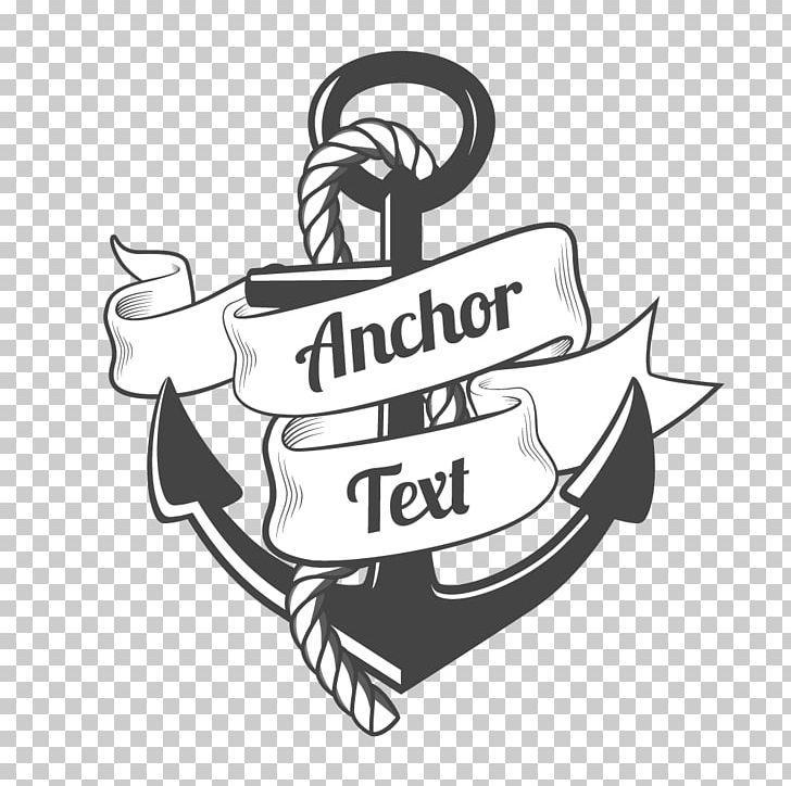 Clipart anchor ribbon. Drawing png art banner