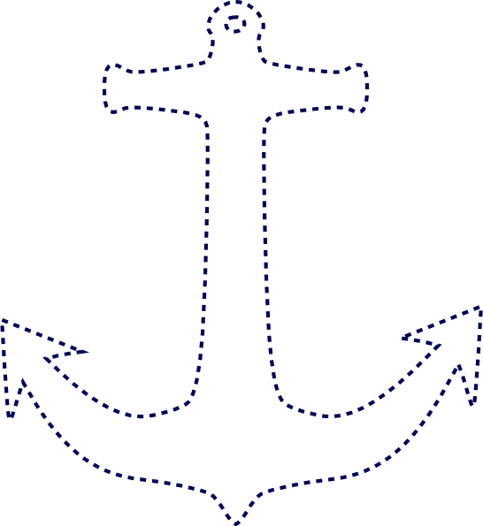 Clipart anchor rope. Southern silver pinterest outline