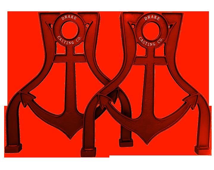 Anchor Dining Table Legs