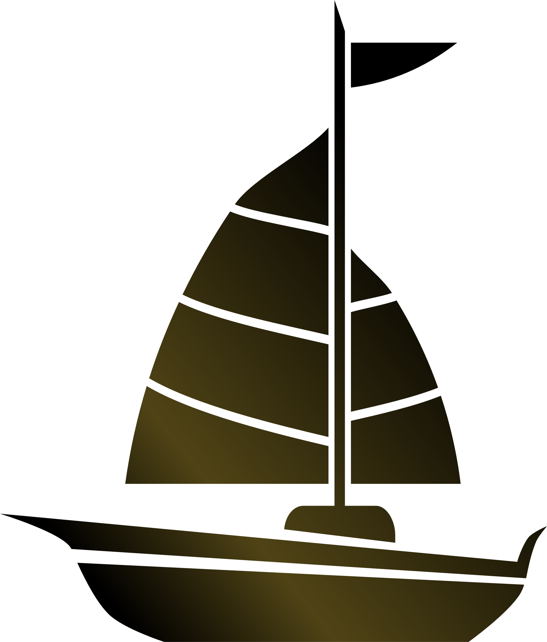 Simple by viscious speed. Waves clipart sailboat