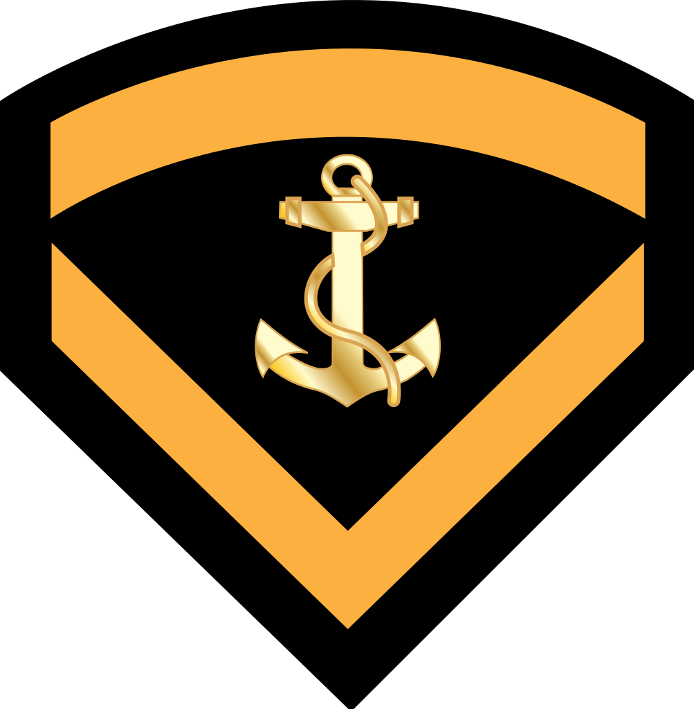 Clipart anchor seaman logo. File gr navy svg