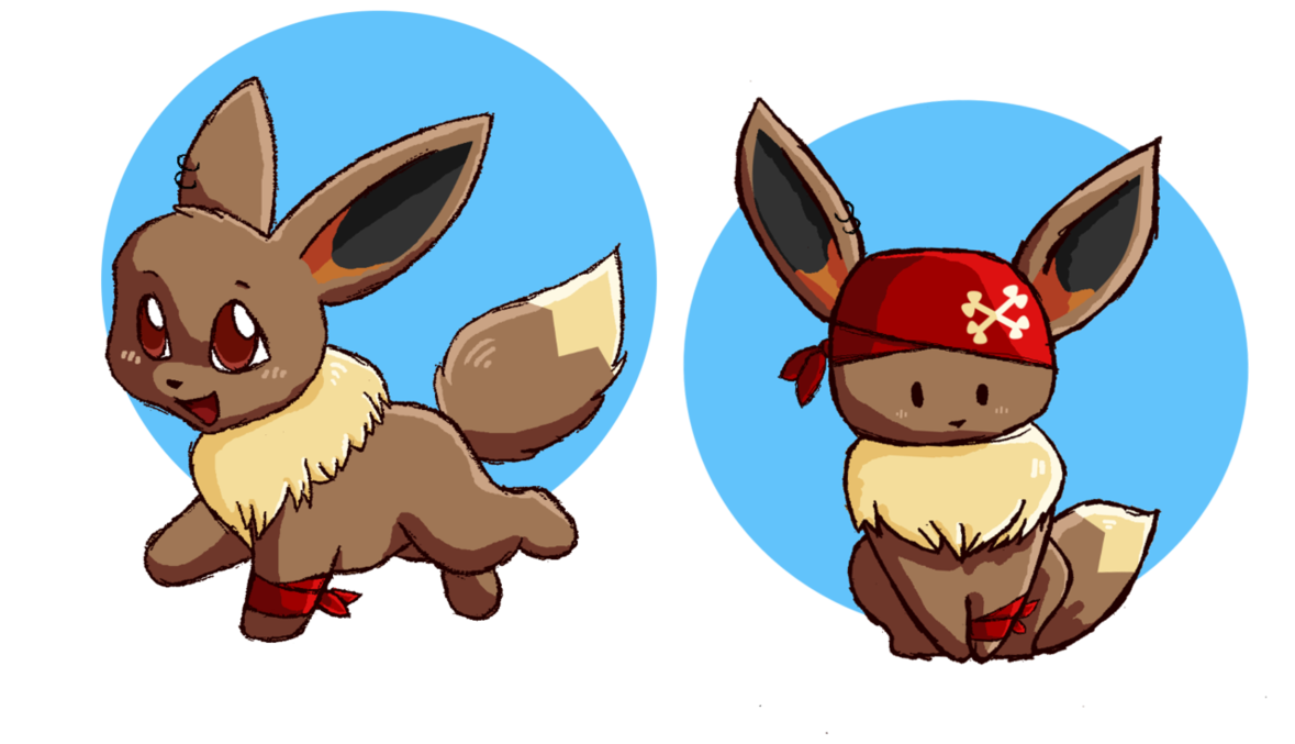 Clipart anchor shaded. The pirate eevee by