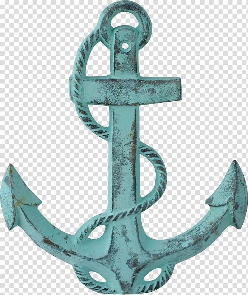 And black art ship. Clipart anchor teal