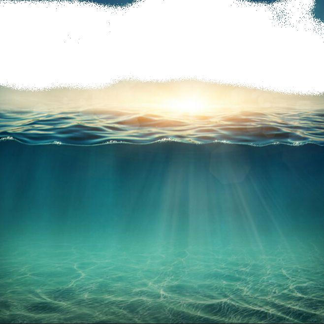Clip art sunlight penetrating. Clipart anchor underwater