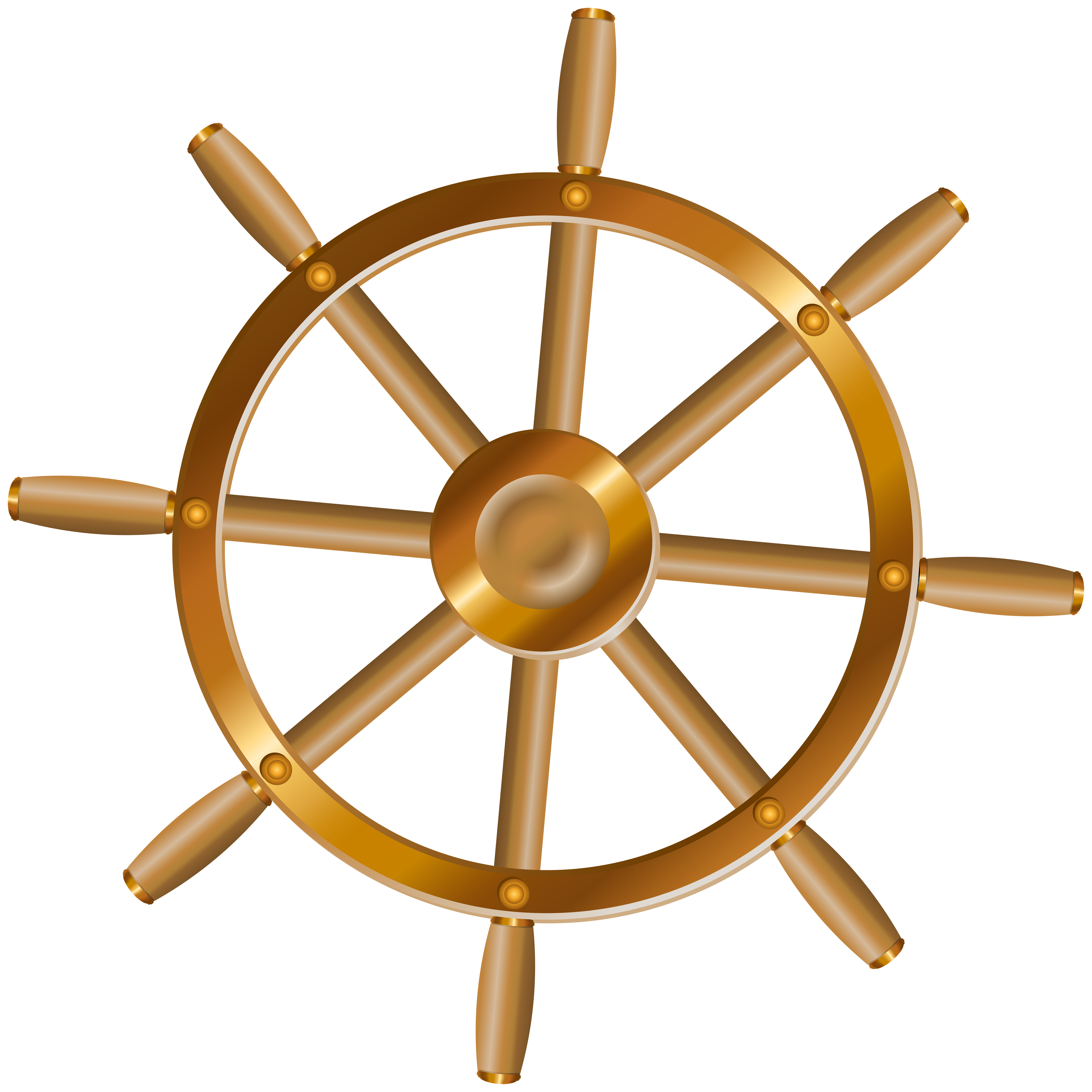 Clipart anchor wheel. Ship s steering clip