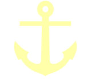 Clipart anchor yellow anchor. Clip art at clker