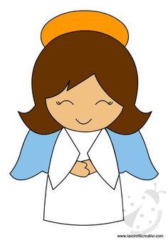 Clipart angel. Free graphics of cherubs