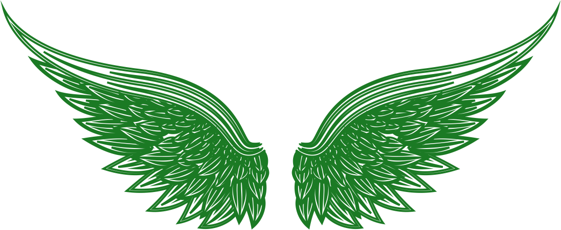 Wing clipart archangel. May st through th