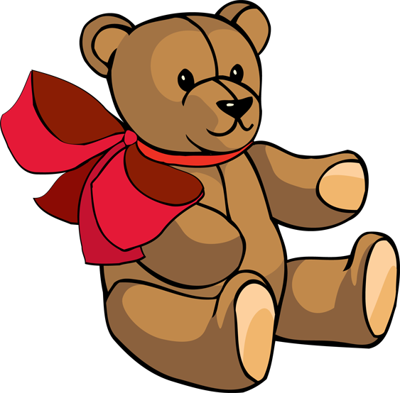 Teddy clip art cliparts. Free clipart bear