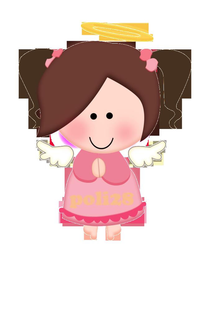 Angelitas para bautizo buscar. Heaven clipart cielo