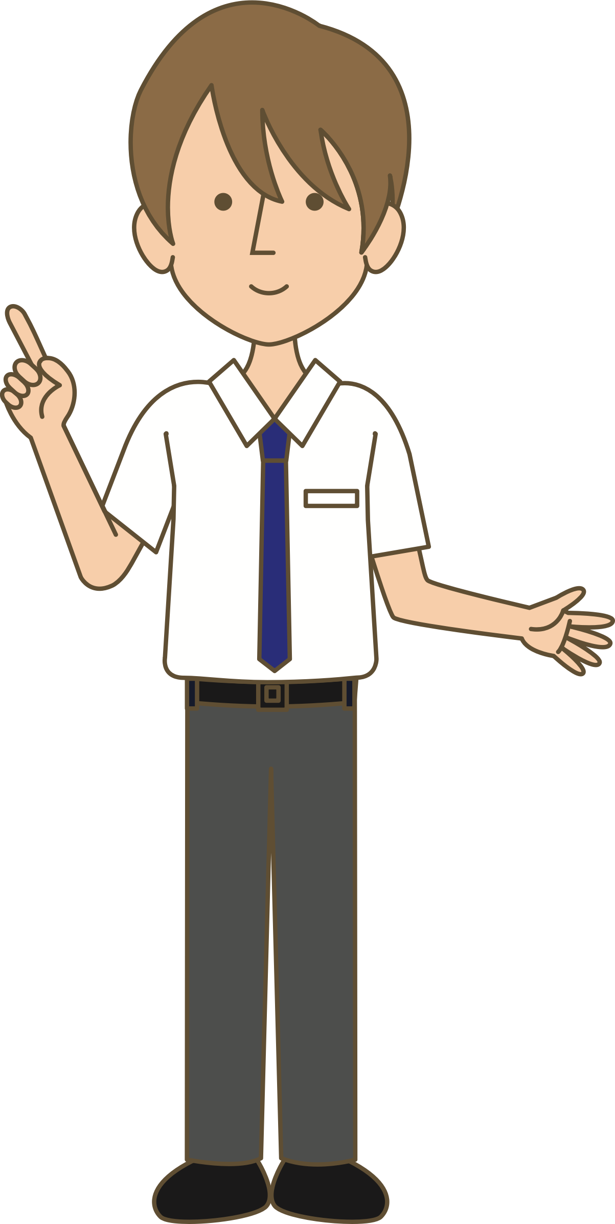 Idea clipart businessman. Young icons png free