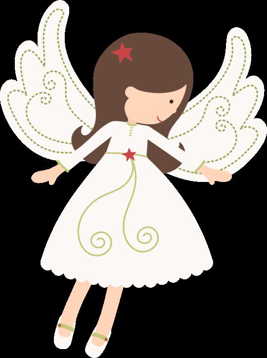 Girl medium image png. Clipart angel cartoon