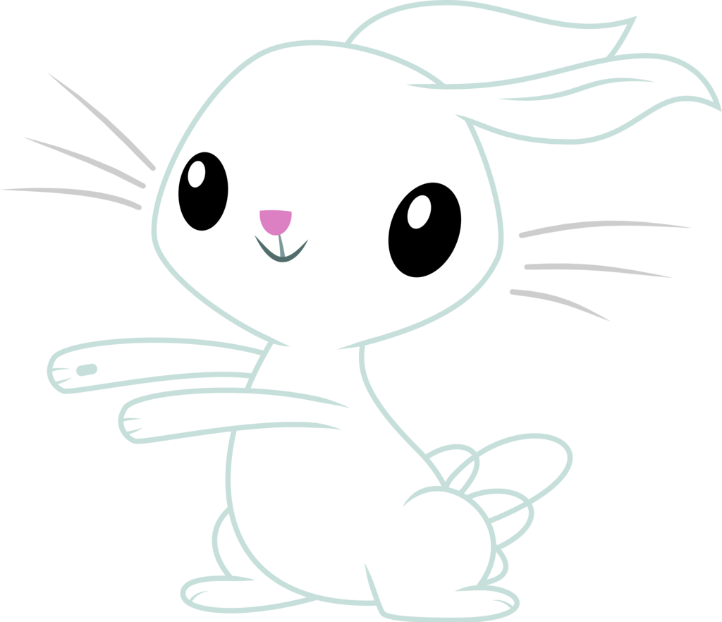 angel artist mewtwo. Clipart bunny transparent background