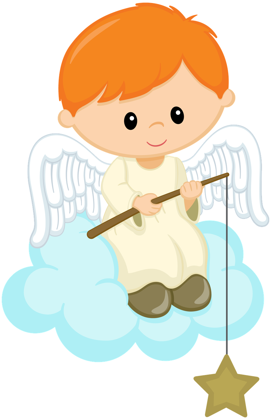 Clipart angel happy birthday. Pin by jeny chique