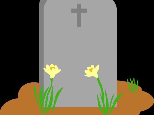 Headstone angel
