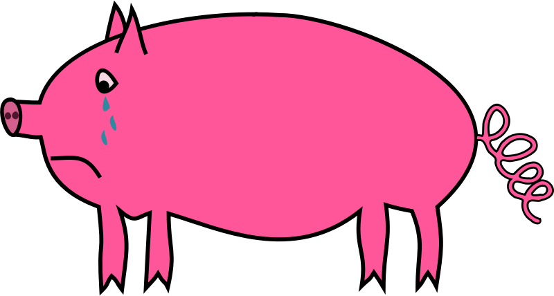 Simple dog at getdrawings. Families clipart pig