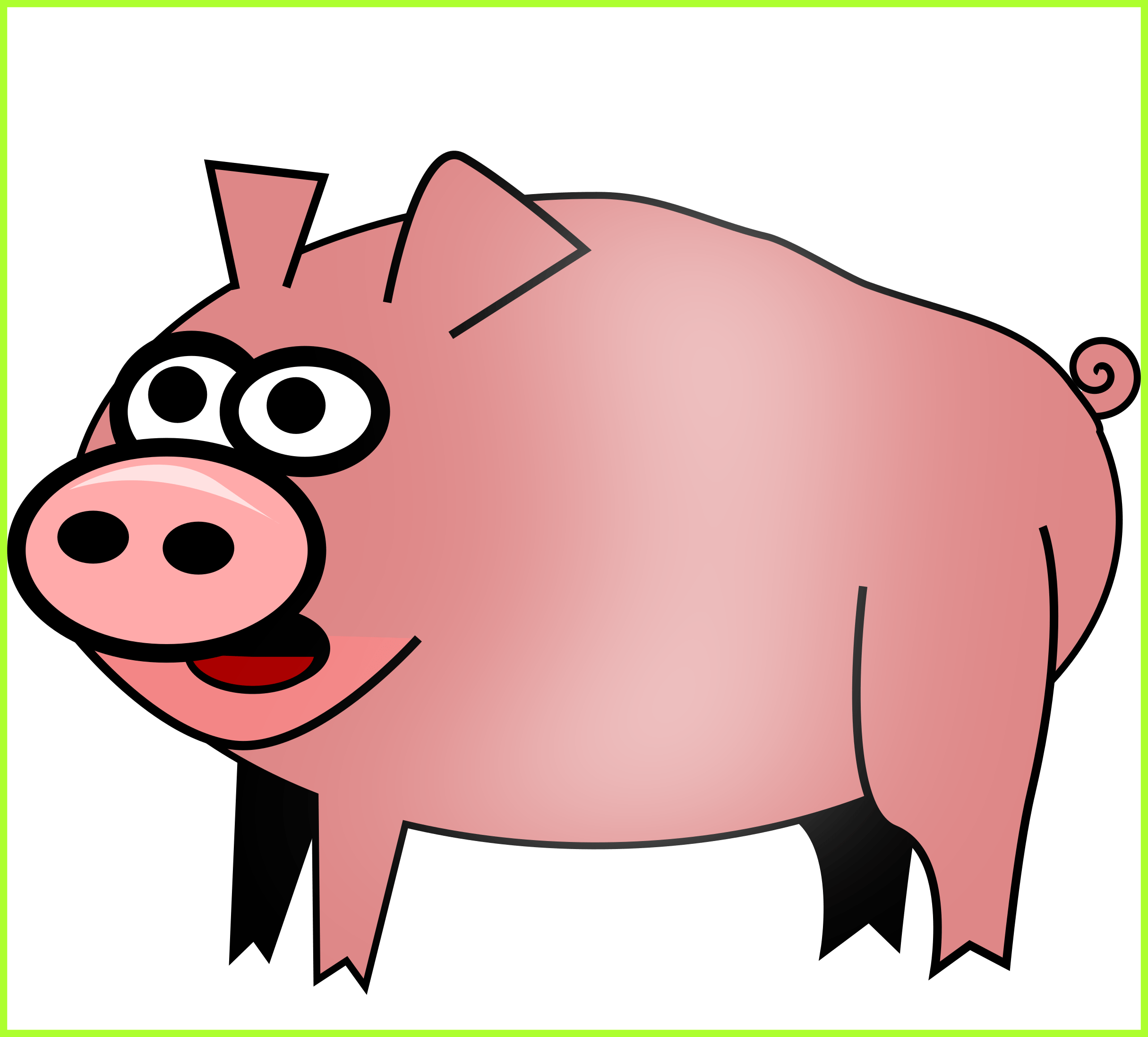 Flying at getdrawings com. Families clipart pig