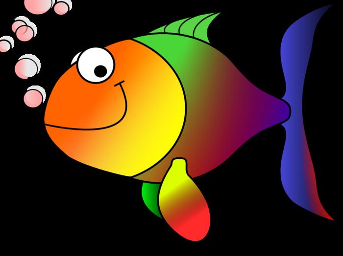 Clipart rainbow angel. Fish bclipart angelfish lsofw