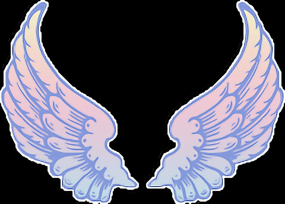 clipart rainbow angel