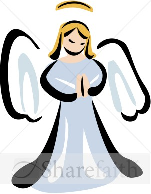 Clipart angel religious. Panda free images