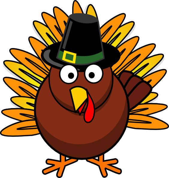 The thanksgiving holiday is. Pilgrims clipart first